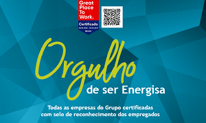 Grupo Energisa conquista selo da Great Place To Work